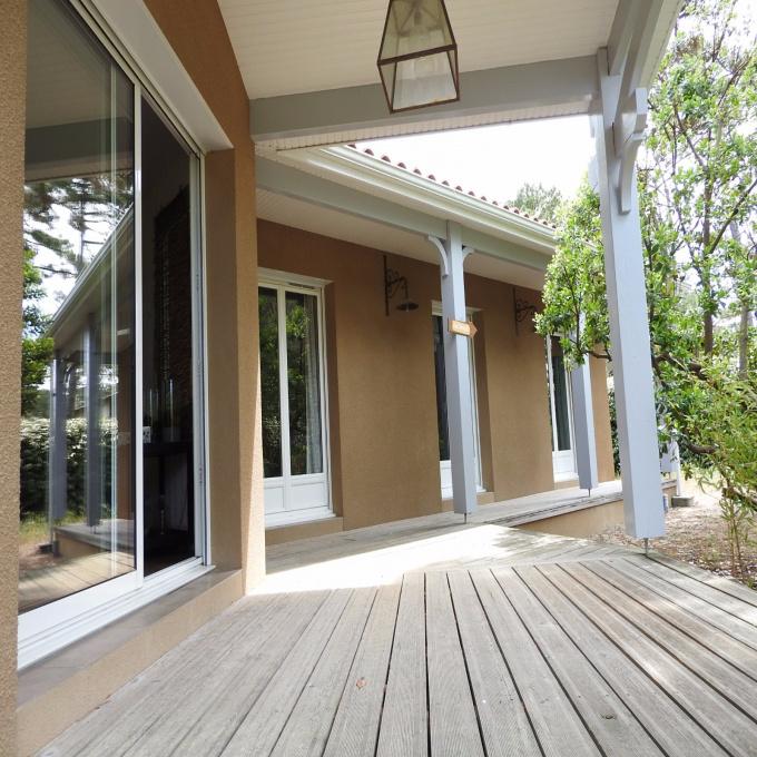 Location de vacances Villa Lacanau ocean (33680)