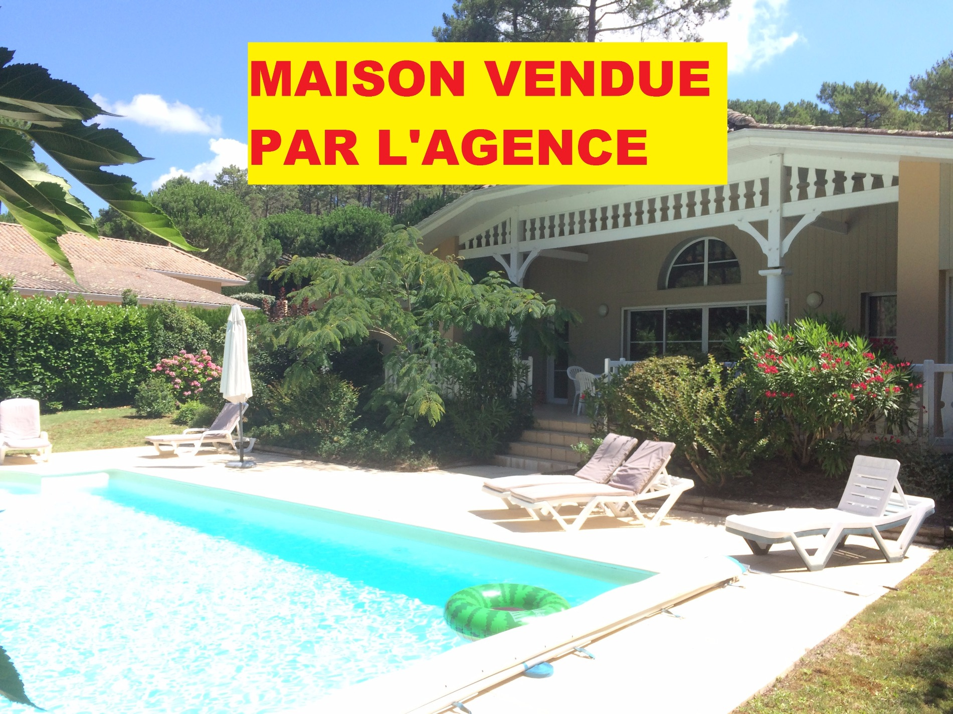 Vente sous compromis de vente maison atlantique green lacanau ocean - Compromis de vente garage ...