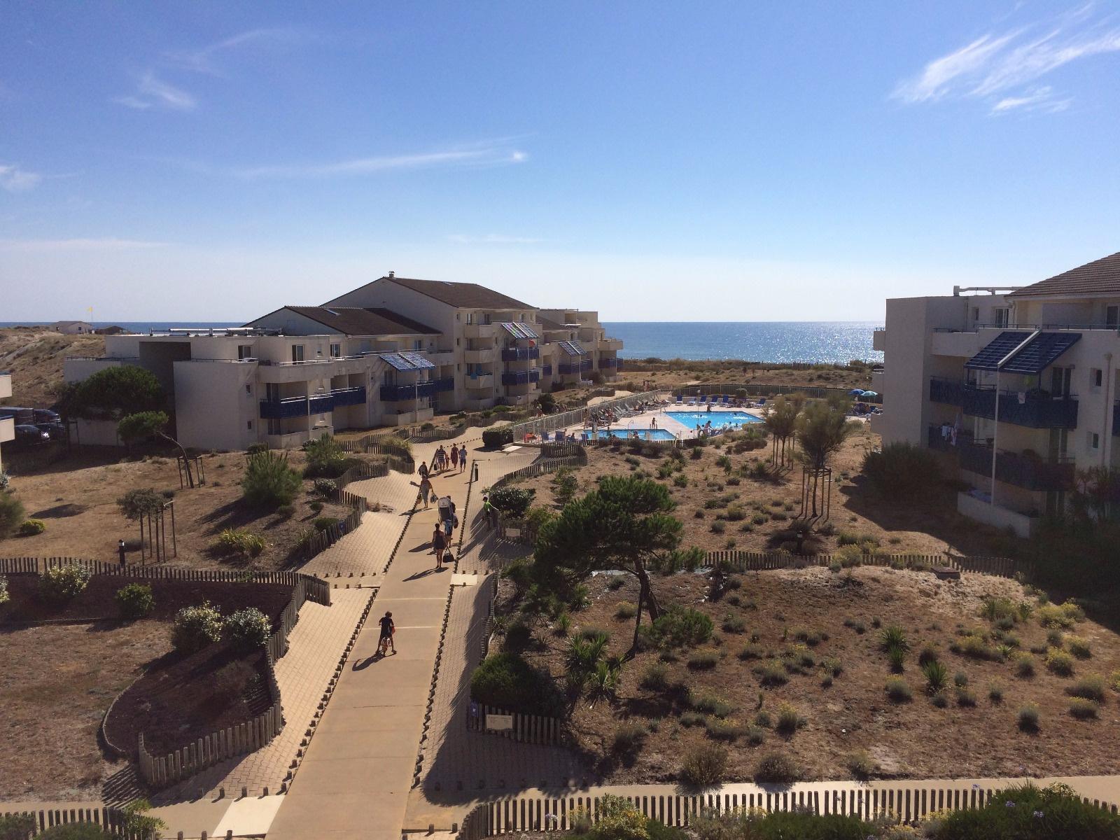 Location de vacances Appartement Lacanau ocean (33680)